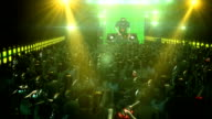 3D DJ Rock Concert video