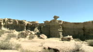 Rock formations, Argentina video