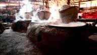 rock salt production video
