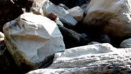 Rock Sliding video