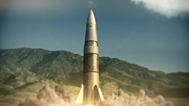 rocket launch video