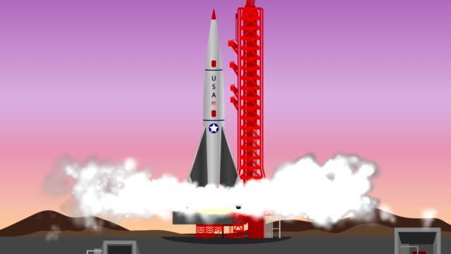 Rocket Takeoff pt.1 video