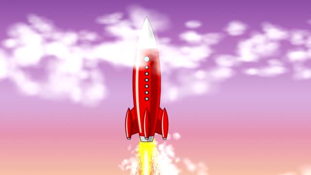 Rocket Takeoff pt.2 video