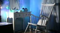 Rocking chair video