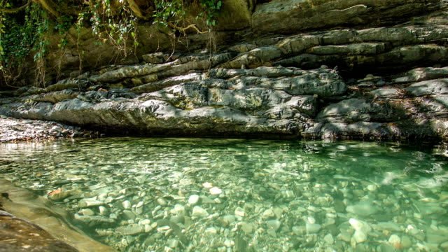 Rocks lake 2 video