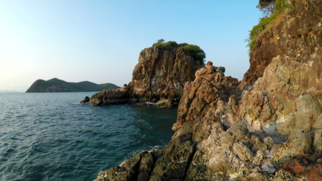 Rocks on the Islands video