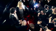 Rockstar on red carpet video