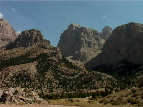 Rocky Mountain Camera Pan video