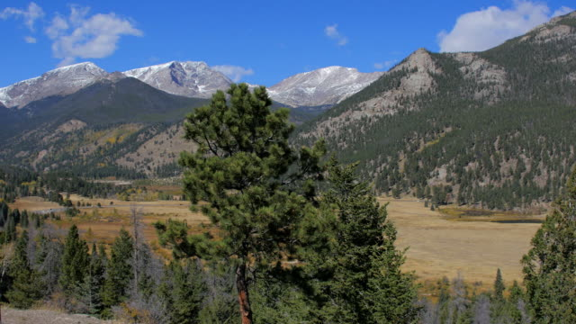 Rocky Mountain Range, Colorado video