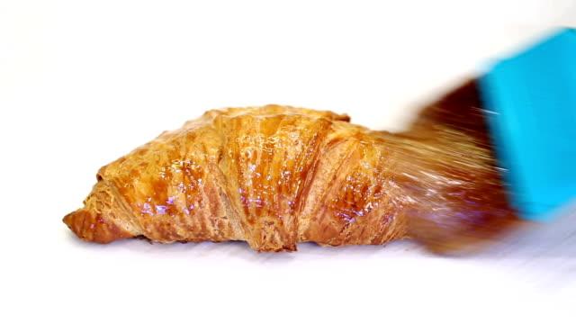 Сroissants video