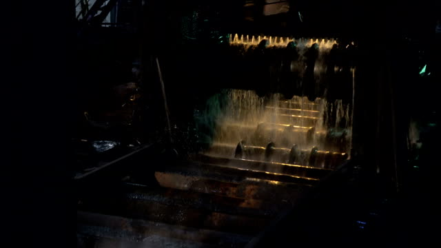 roll mill cooling video
