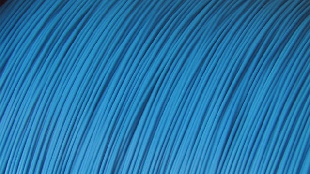 roller blue wire video