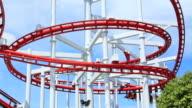 Roller Coaster Rail video