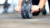 AB Roller Exercise training video