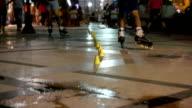 roller skate video