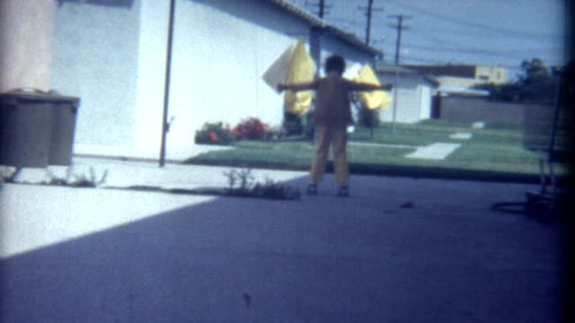 Roller Skating Freedom 1960's video