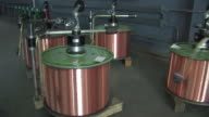 rollers copper wire video