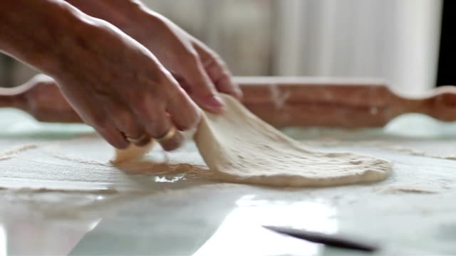 Rolling Dough video
