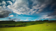 TIME LAPSE: Rolling Green Hills video