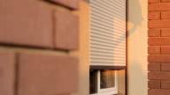 Rolling Shutter Window video