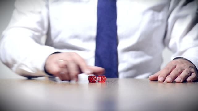 Rolling the dice video