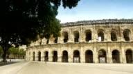 Roman Arena, Nimes France video
