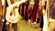 HD Roman Army - background squid video