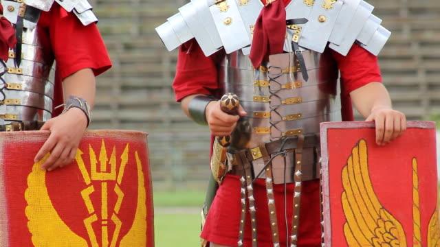 HD Roman Army video