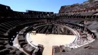 Roman Colesseum of Rome video