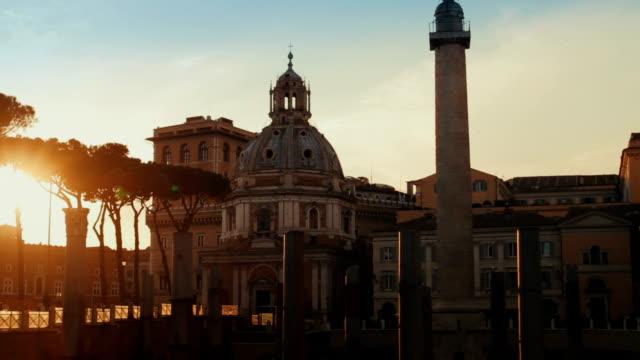 Roman Forum in Rome video