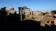 Roman Forum of Rome video