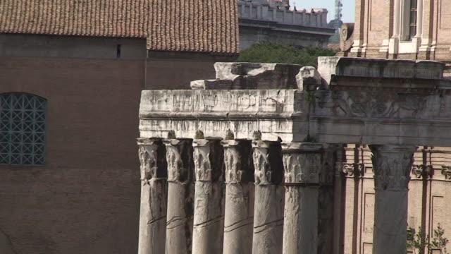 Roman Forum video