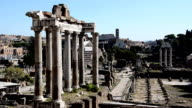 Roman Forum (HD) video