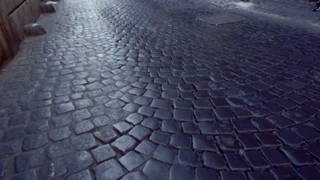 Roman marble floor video