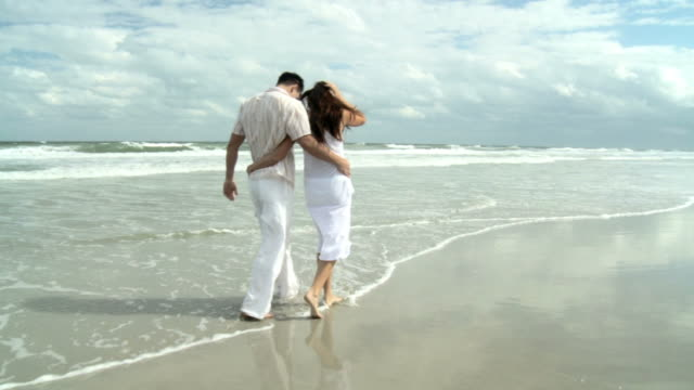 Romance on the Beach video