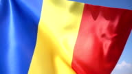 Romanian Flag video