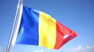 Romanian Flag video