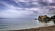 Romantic beach video