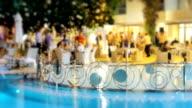 Romantic Night Party Event video