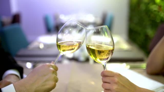 Romantic Wine Tasting video