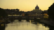 Rome Skyline video