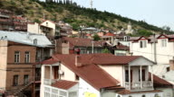Roofs of old Tbilisi, Georgia video