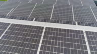 Rooftop Photovoltaic System Flyover video