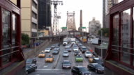 Roosevelt Island Tramway View in NYC video