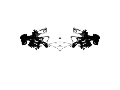Rorschach test Ink Blots video