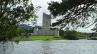 Ross Castle In Killarney National Park video