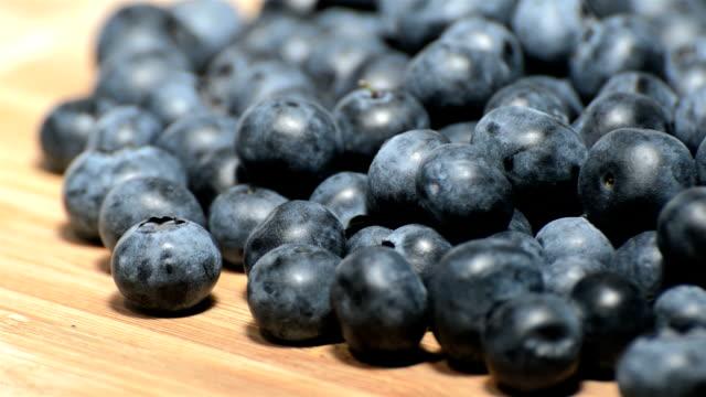 Rotating Blueberries video