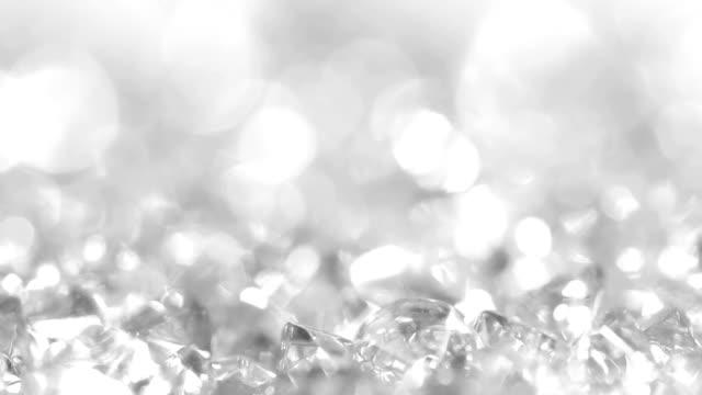 Rotating diamonds video