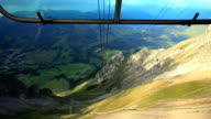 rothorn kulm by cablecar video