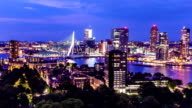 Rotterdam Skyline video